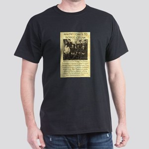 Dodge City Peace Commission Dark T-Shirt