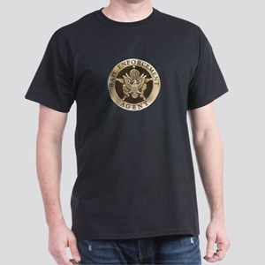 Bail Enforcement Agent Dark T-Shirt