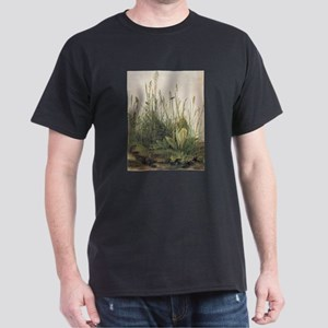Albrecht Durer Great Piece Of Turf Dark T-Shirt