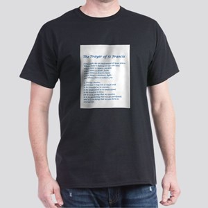 St Francis Peace Prayer T-Shirt
