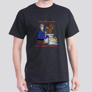 Not a miracle worker Dark T-Shirt