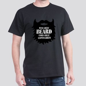 Great Beard - Great Responsability T-Shirt