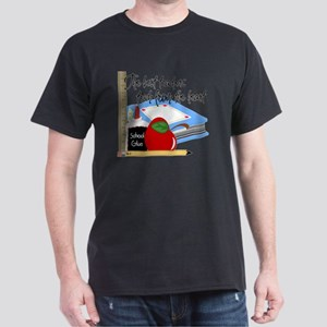 5 teach from heart-001 Dark T-Shirt