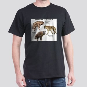 Hyenas of Africa Dark T-Shirt
