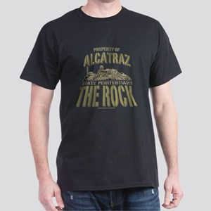 PROPERTY OF ALCATRAZ Dark T-Shirt