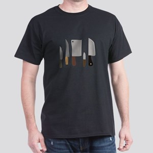 Chef Knives Dark T-Shirt