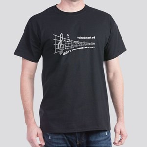 Didn't Understand? Dark T-Shirt