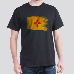 New Mexico Flag Dark T-Shirt