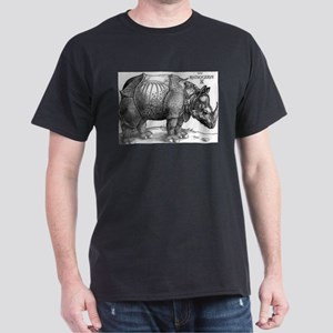 The Rhinoceros - Albrecht Durer - 1515 T-Shirt