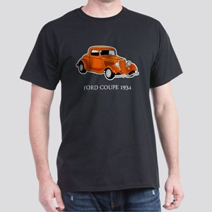 Ford Coupe 1934 Dark T-Shirt