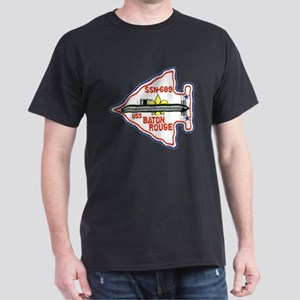 SSN 689 Baton Rouge Dark T-Shirt