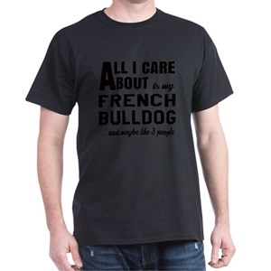 b13eb2702c84 French Bulldog T-Shirts - CafePress