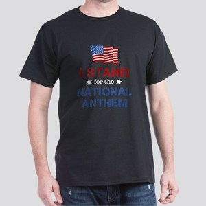 Stand For the Anthem Dark T-Shirt