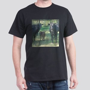 black angus Dark T-Shirt