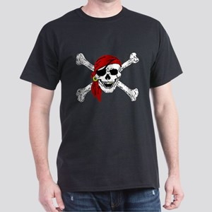 Pirate Skull Dark T-Shirt