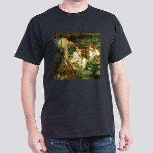 Waterhouse's Hylas and the Nymphs Dark T-Shirt