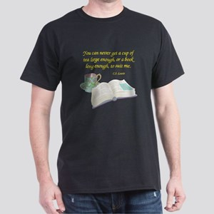 Large Cup of Tea Dark T-Shirt