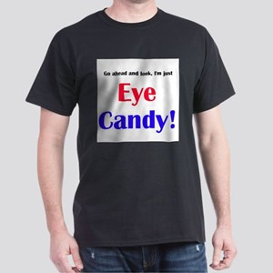 Eye Candy Ash Grey T-Shirt