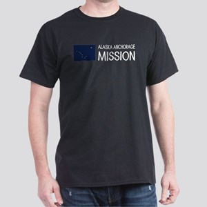 Mission: Alaska Anchorage Dark T-Shirt