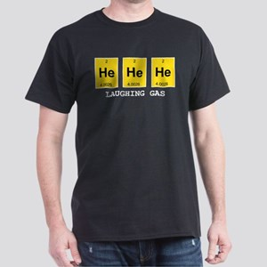 Laughing Gas Element Pun T-Shirt