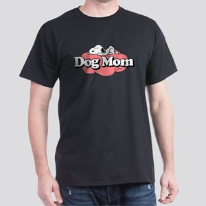 Snoopy Dog Mom Dark T-Shirt