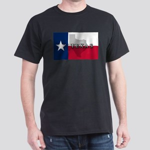 Texas Flag Extra Dark T-Shirt