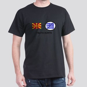 Macedonian not Greek T-Shirt