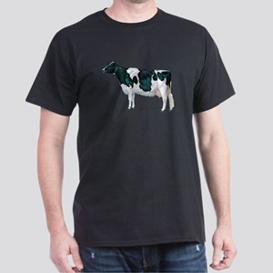 Holstein Cow Dark T-Shirt