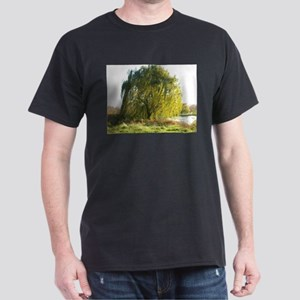 Blowing in the wind Dark T-Shirt