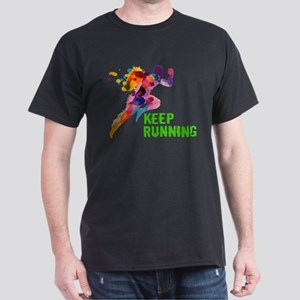 Keep Running T-Shirt