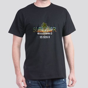 Survivor MvG Dark T-Shirt