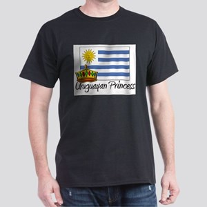 Uruguayan Princess Dark T-Shirt