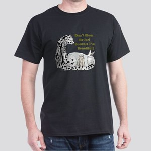 anti fur Dark T-Shirt