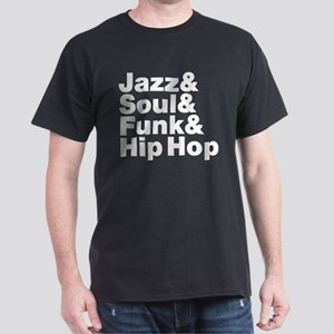 Jazz & Soul & Funk & Hip Hop T-Shirt