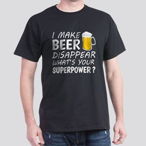 7095a3395 I Make Beer Disappear T-Shirt