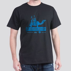 See Israel for Yourself- couple on ca Dark T-Shirt