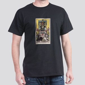 The Chariot Tarot T-Shirts - CafePress