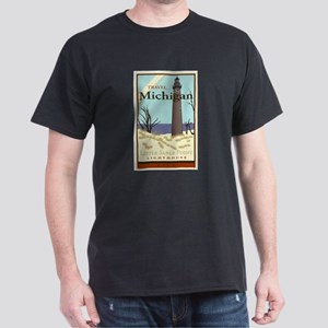 Travel Michigan Dark T-Shirt