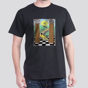 Shriner and Child Dark T-Shirt