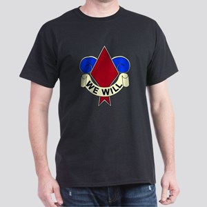 5th Infantry Division Dark T-Shirt