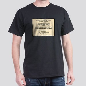 Chicken Ranch Brothel Dark T-Shirt