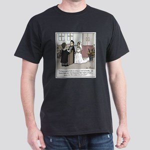 Wedding Vow Disaster Dark T-Shirt