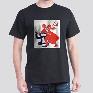Death To Fascism WW2 Red Army T-Shirt