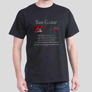 Bass Guitar LFG White T-Shirt