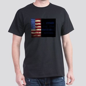 I Stand for the National Anthem T-Shirt