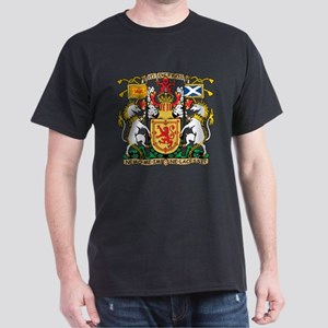 462c8f5e Scotland Coat Of Arms Dark T-Shirt