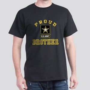 Proud U.S. Army Brother Dark T-Shirt