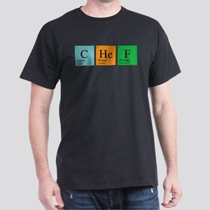 Chemist Chef Dark T-Shirt