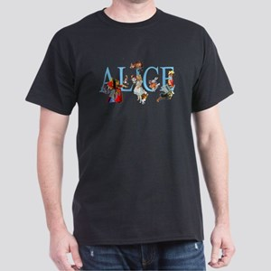 ALICE & FRIENDS Dark T-Shirt