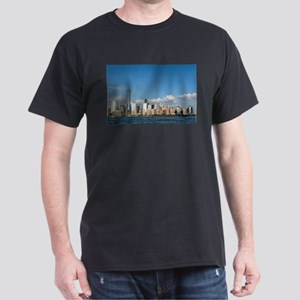 New! New York City USA - Pro Photo Dark T-Shirt